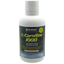 MRM L-Carnitine 1000 Liquid