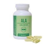 Alpha Lipoic Acid 300mg Capsules (90 caps)