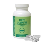 Acetyl L-Carnitine 500mg Capsules