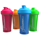 TN Neon Shaker Cup (Specify Green, Pink, Orange, or Blue in Order Notes)