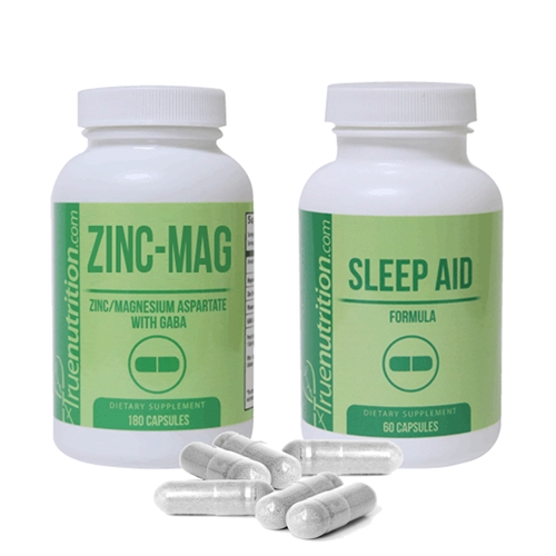 Sleep Aid 600mg Capsules